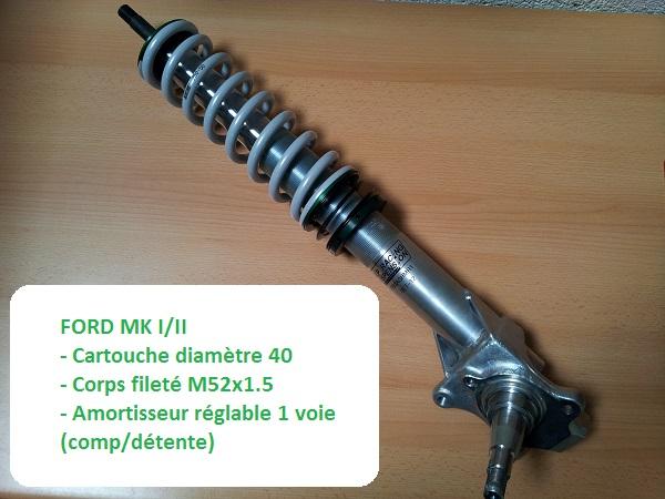 FORD MK I/II AV 1 Voie