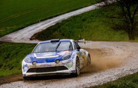 Rallye Touquet Pas-De-Calais 2020. Deux victoires pour nos clients.